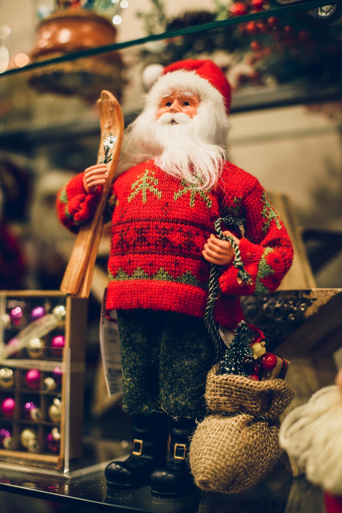świąteczne prezenty dla każdego TK Maxx mikołaj