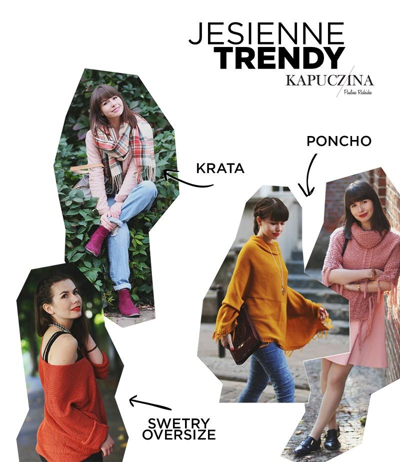 jesienne trendy
