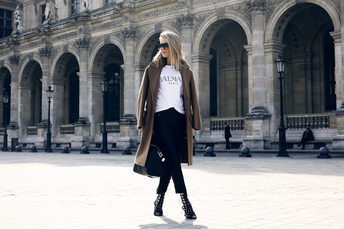 Balmain-T-Shirt-Isabel-Marant-Leather-Pants-Oracle-Fox