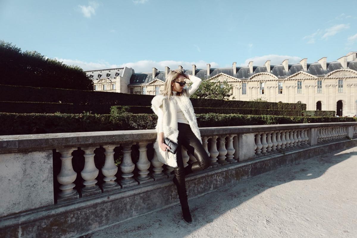 Barbara-Bui-Fur-Gilet-leather-pants-paris-Oracle-Fox.1