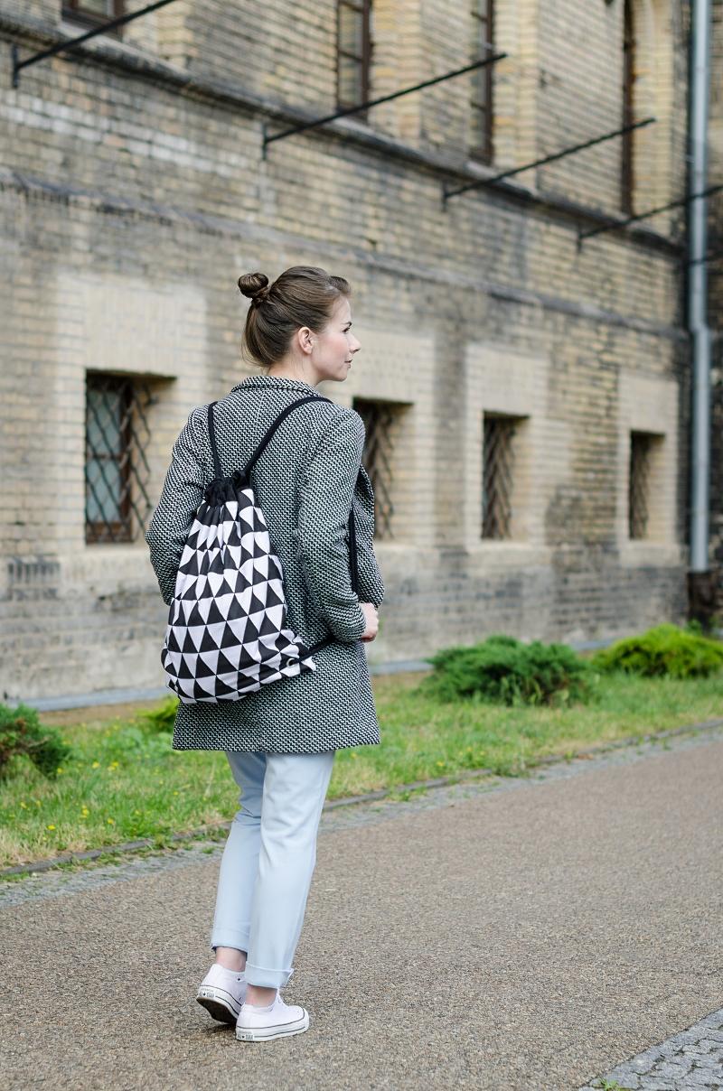 Jak nosić plecak na co dzień