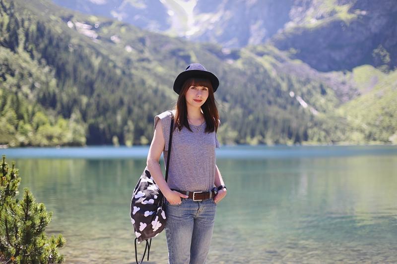 Sesja zdjęciowa w polskich górach