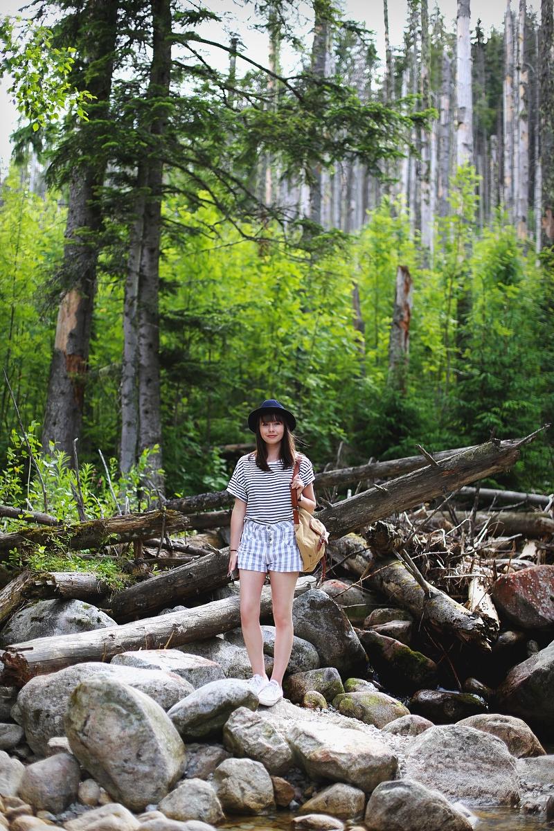 Zestaw na wakacje w górach