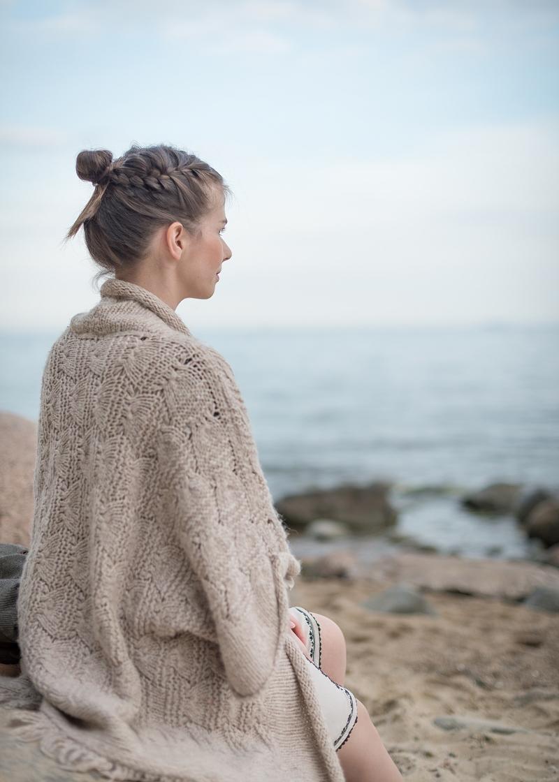 Sesja nad morzem - gdyński Klif