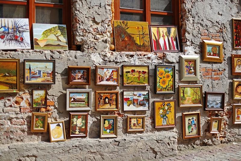 Obrazy przy Grodzkiej