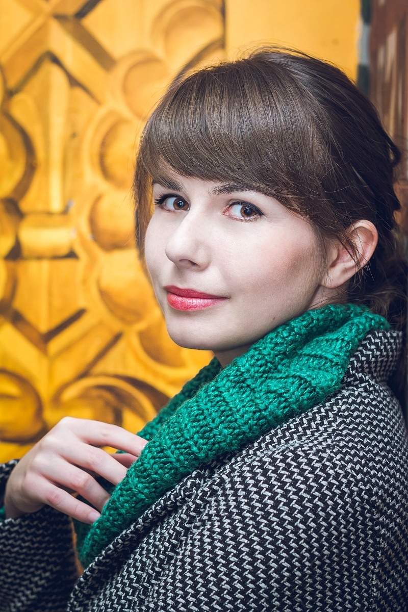 Portret retro