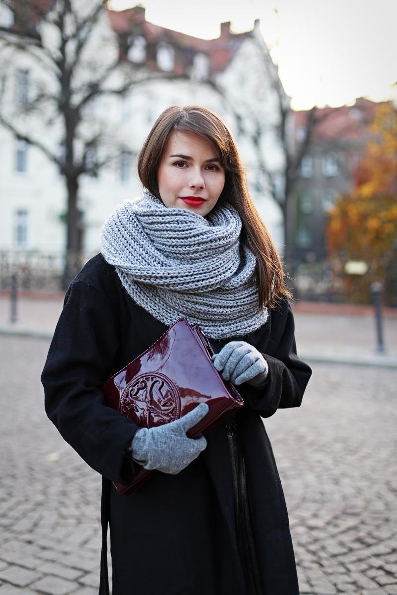 Elegancka stylizacja na jesień