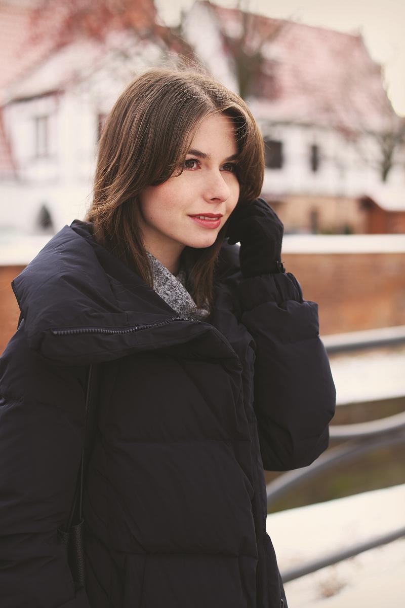 Sesja zimowa - minimalizm