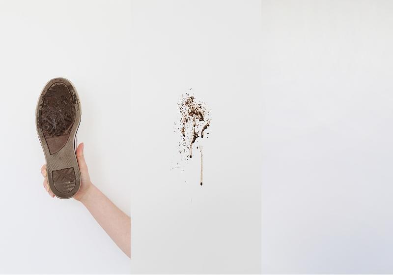 Plamy z błota na ścianie - jak sobie z nimi poradzić?