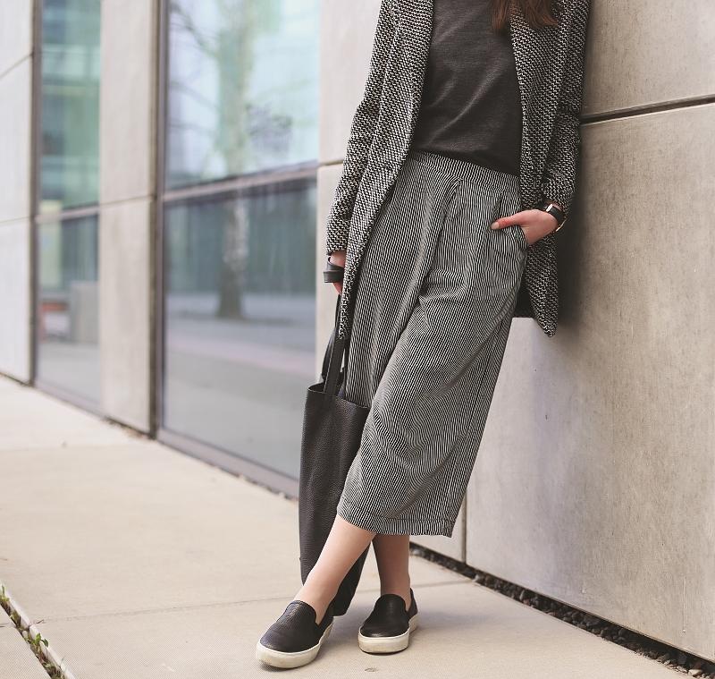 Jak nosić culottes?