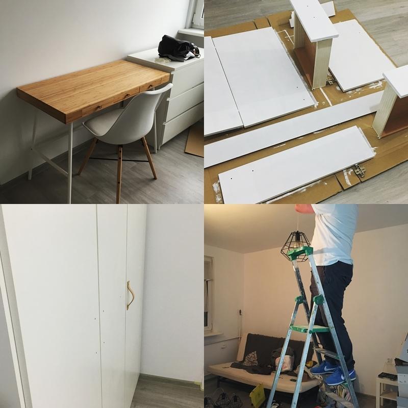 Kulisy remontu mieszkania