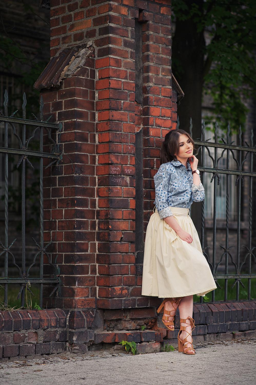 Marie Zelie - nowa marka odzieżowa Slow Fashion