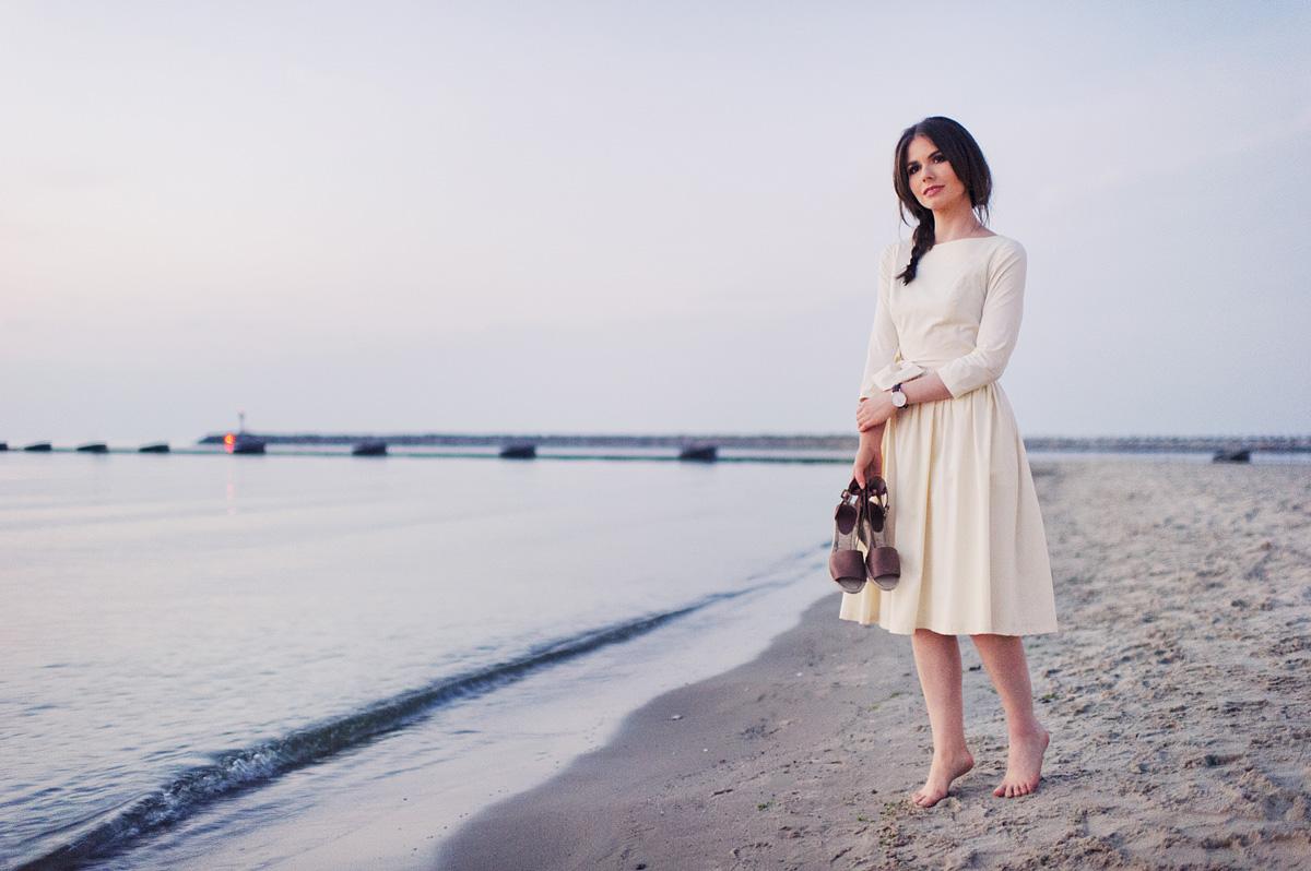 Marie Zelie - kobiece ubrania z naturalnych materiałów