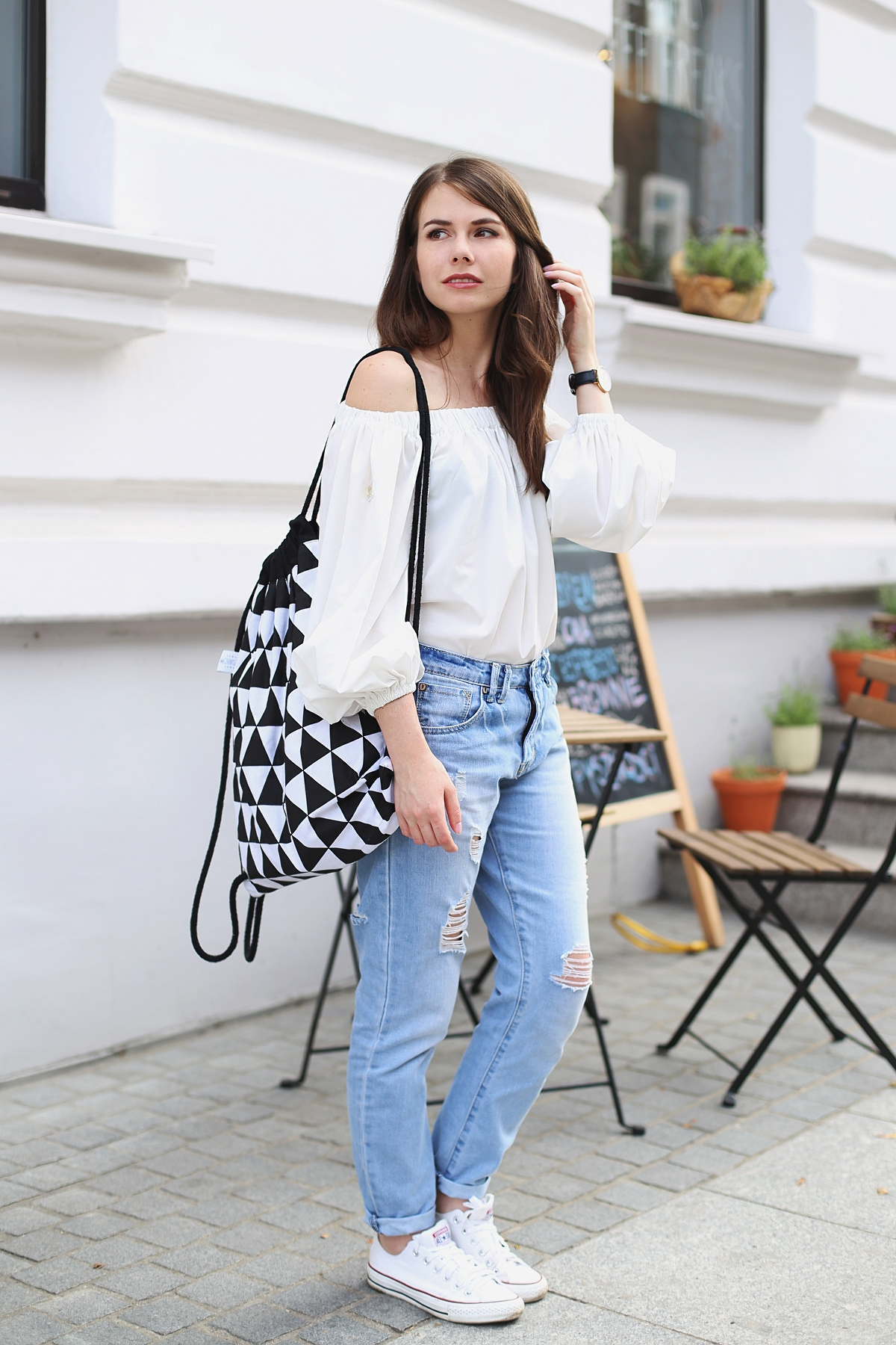 Street style - casual