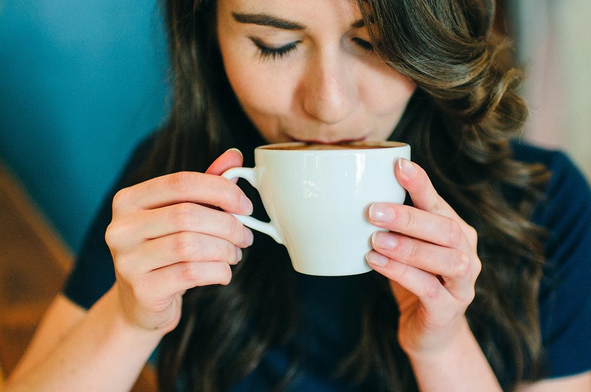 Relaks przy kawie