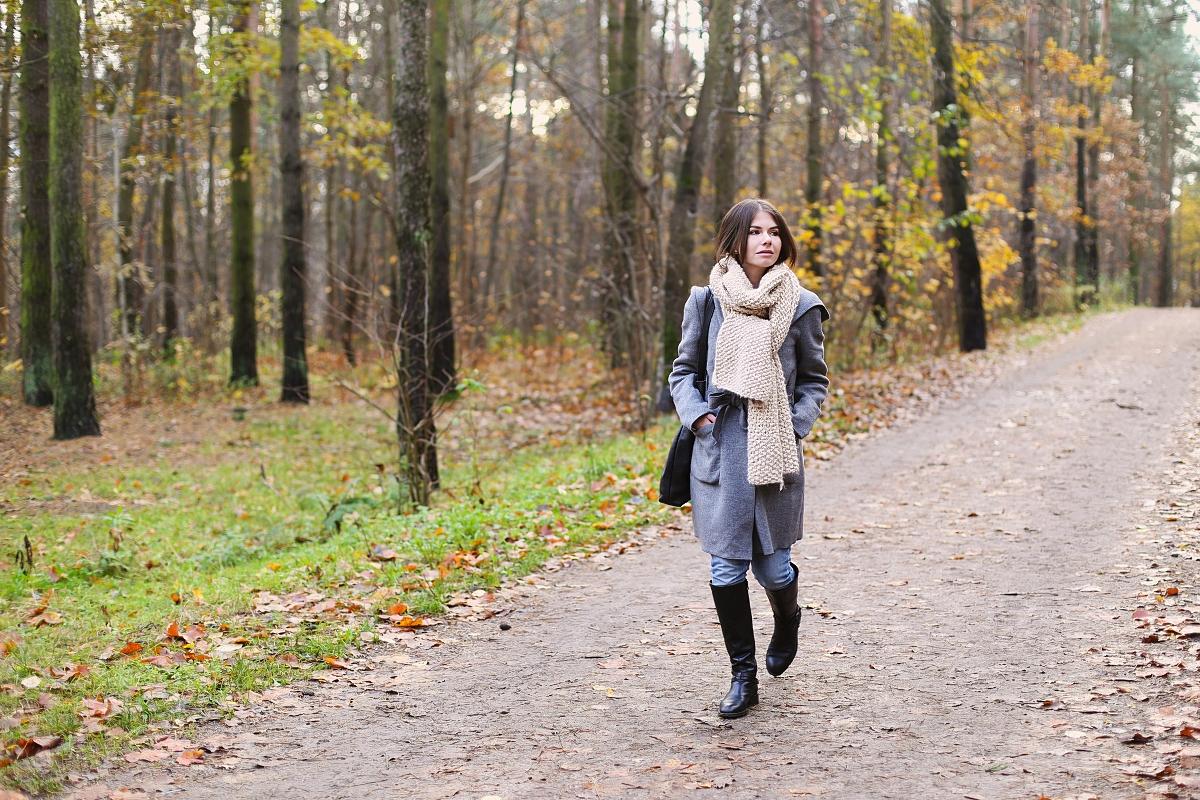 Stylizacja na jesień -  blog modowy