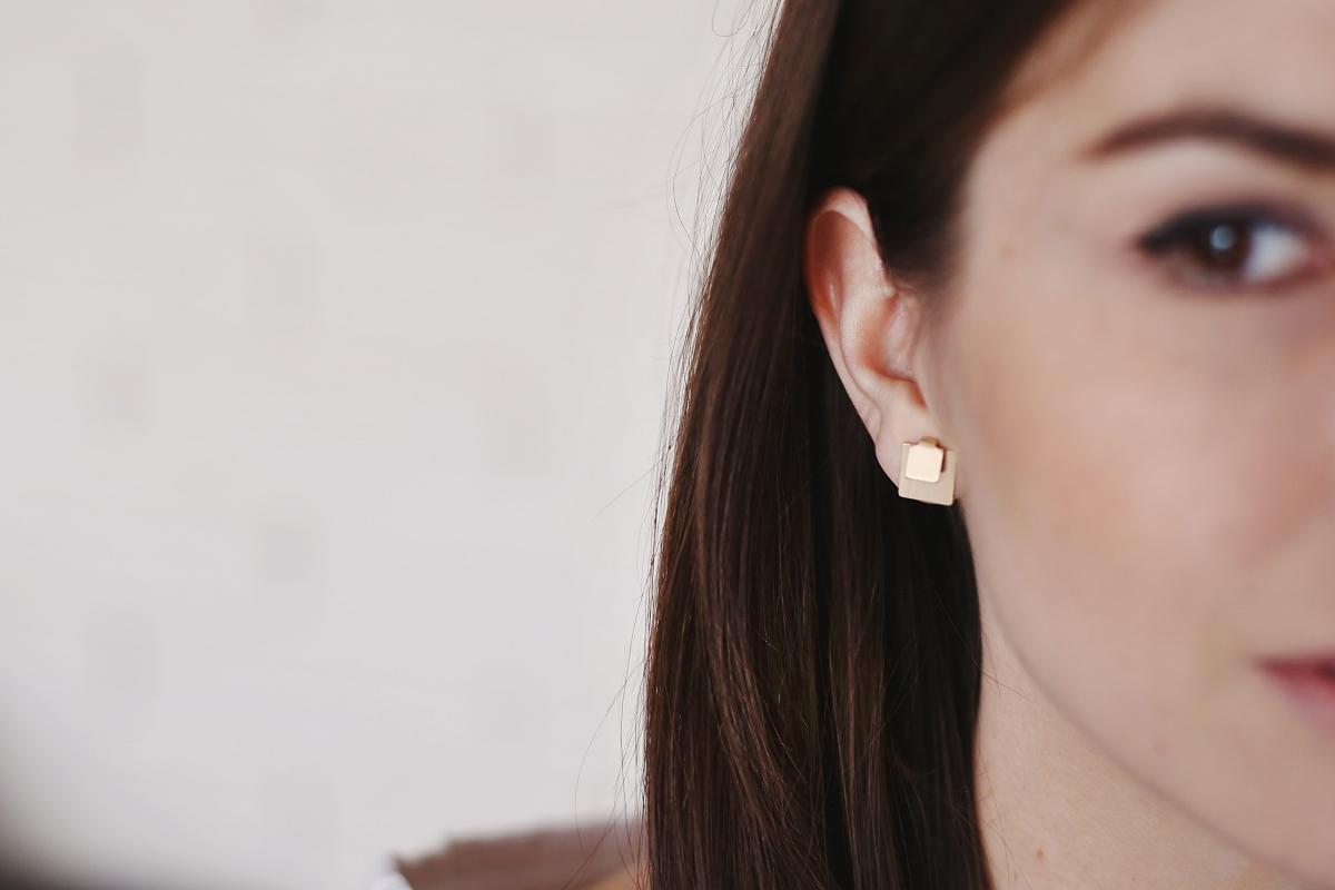 Blog modowy - minimalistyczna biżuteria