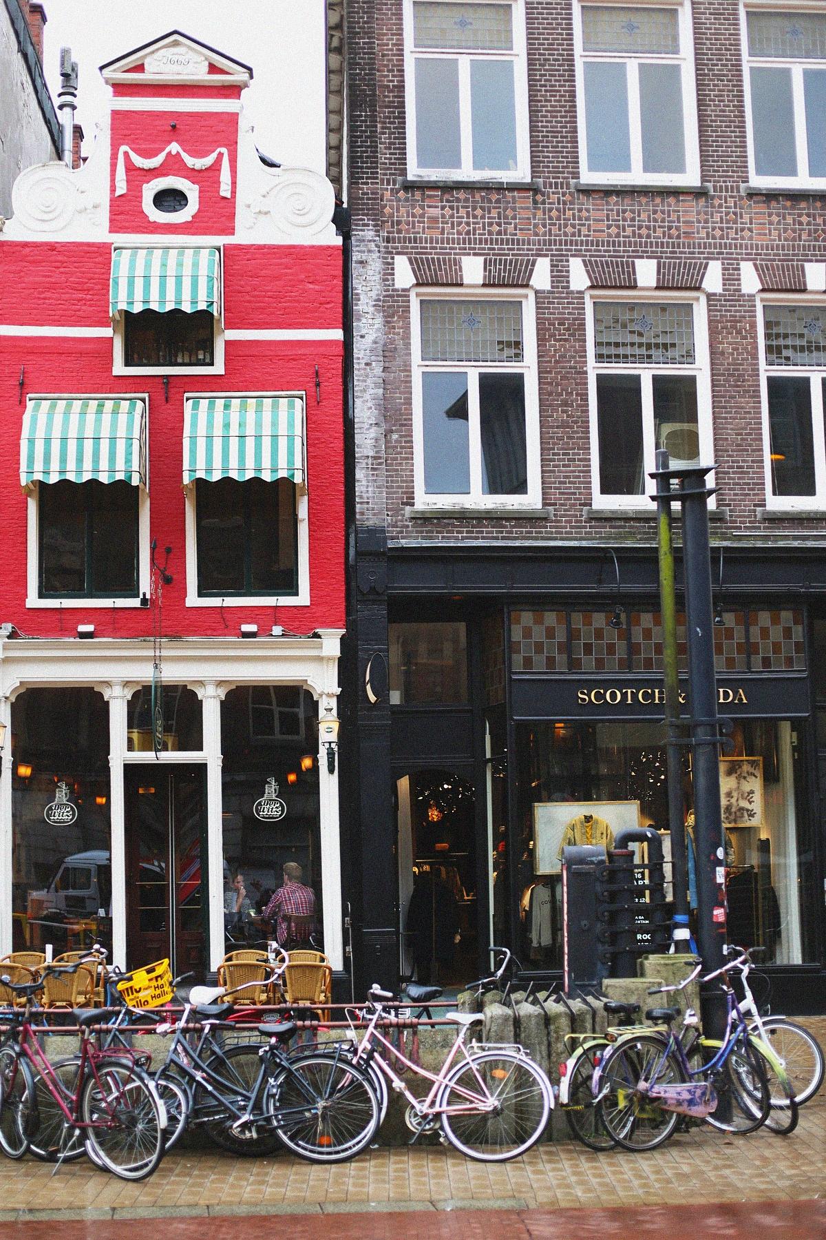 Groningen - centrum miasta