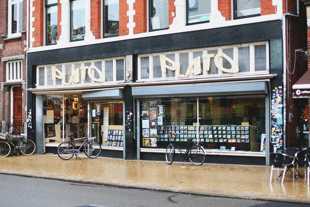Plato - sklep muzyczny