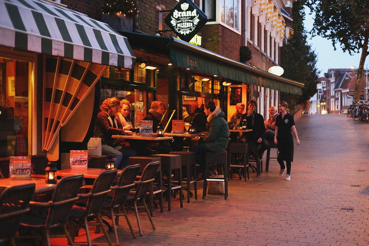 Nocne życie w Groningen