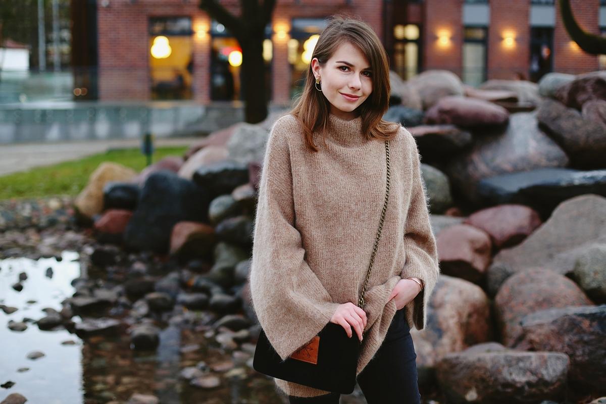 Blog modowy - stylizacja zimowa