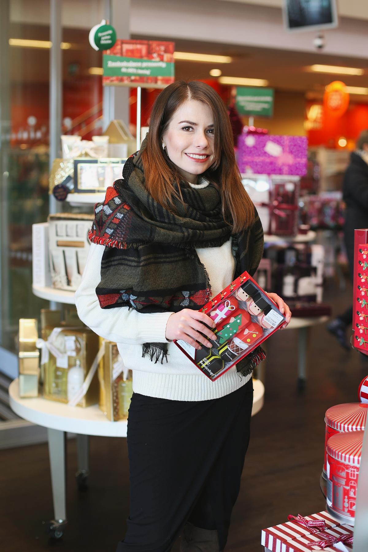 Świąteczne prezenty w TK Maxx - kosmetyki do pielęgnacji