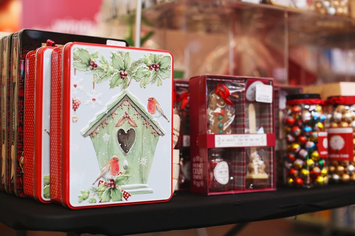 Prezenty świąteczne - słodycze