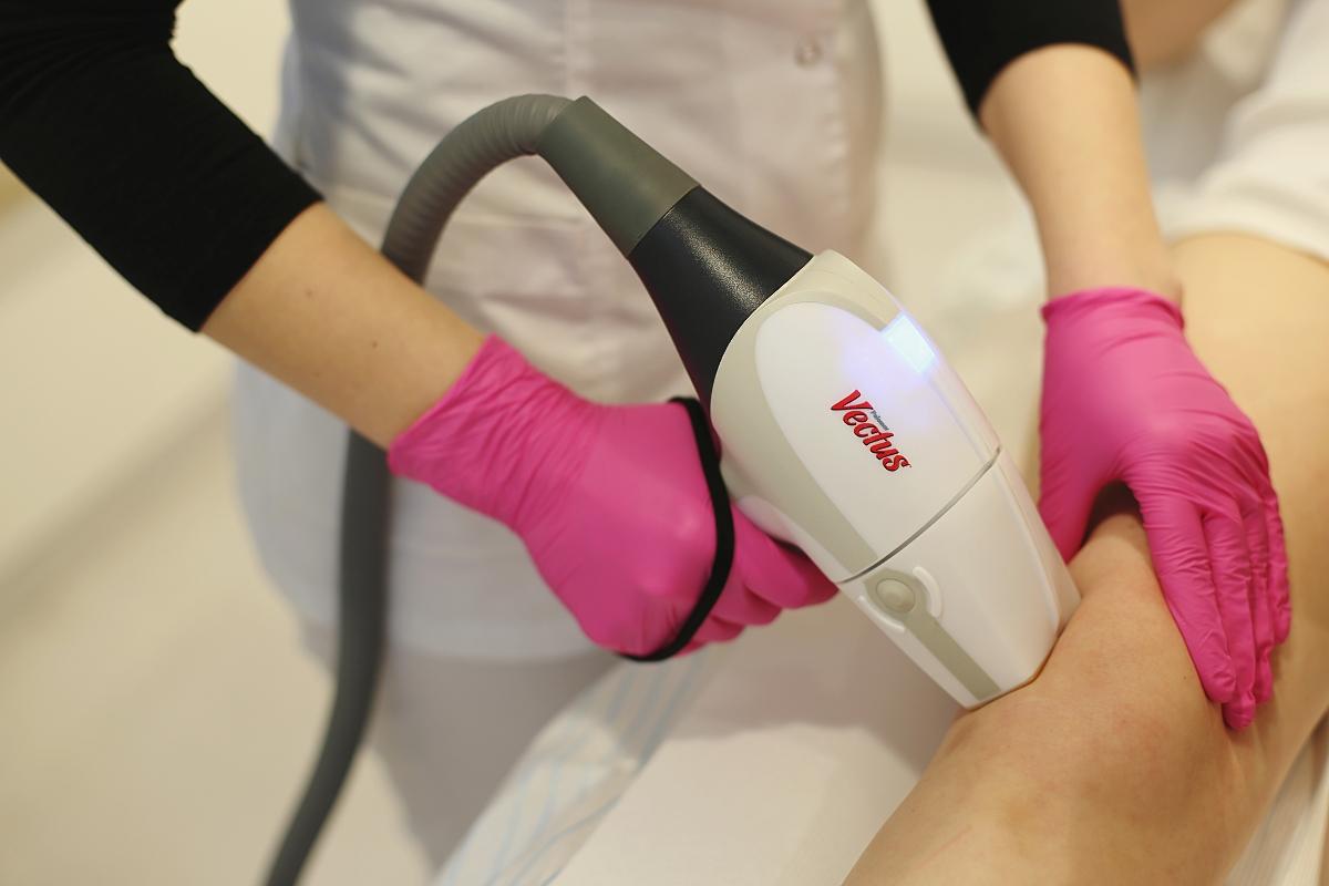 Laser Vectus - depilacja laserowa