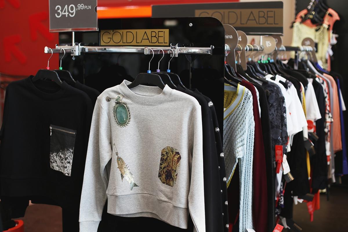 Markowe ubrania w Gdańsku - TK Maxx Gold Label