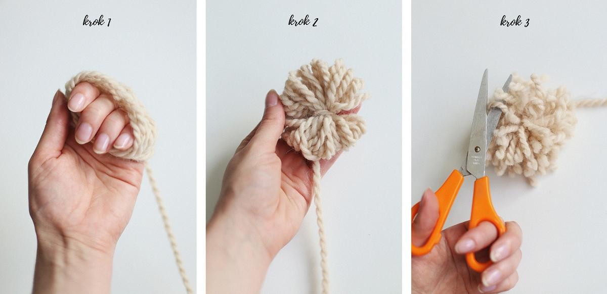 DIY: jak samodzielnie zrobić pompon?