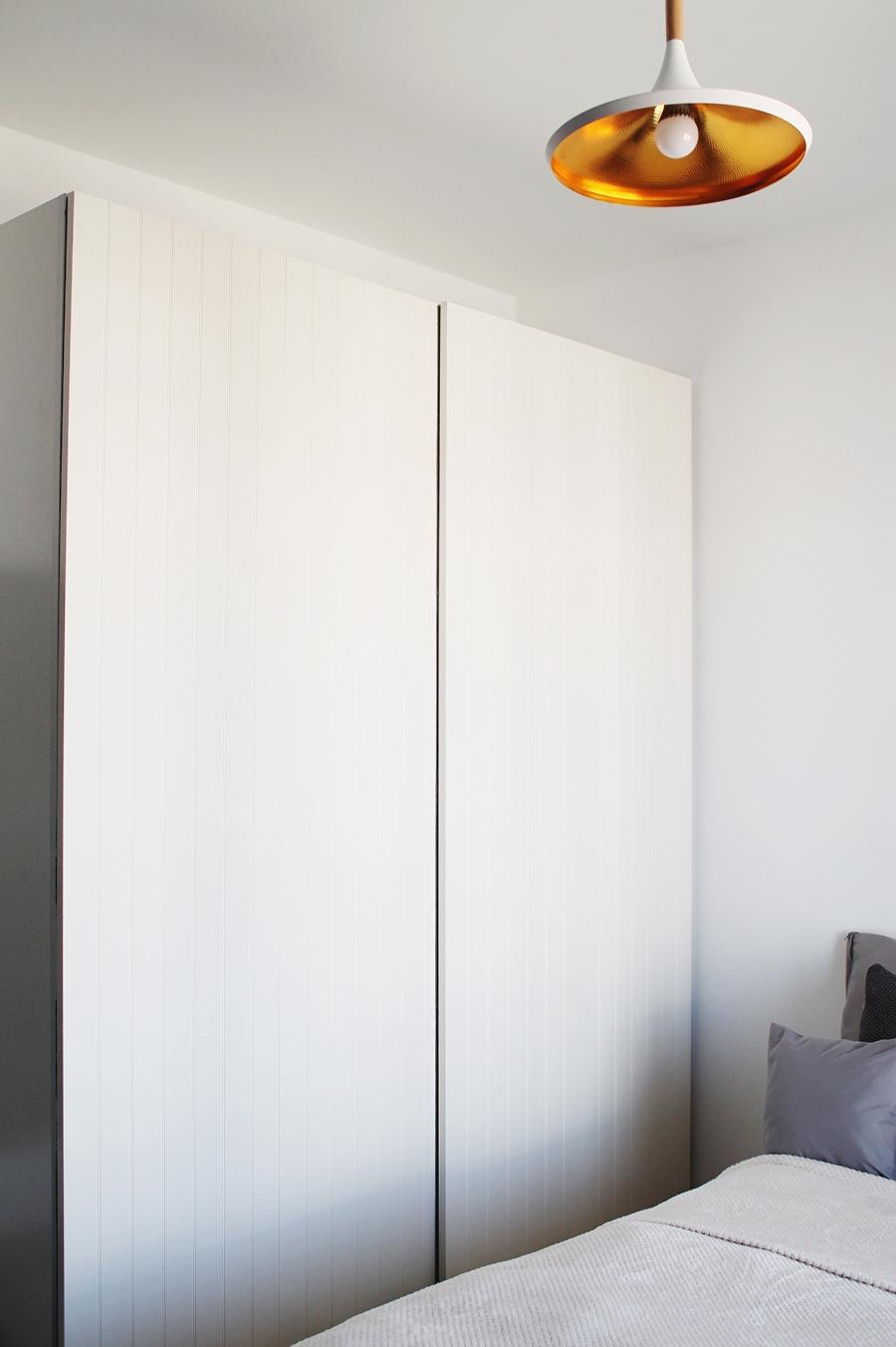sypialnia - szafa PAX Ikea