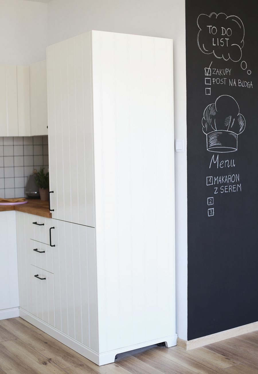 Kuchnia - farba tablicowa Magnat