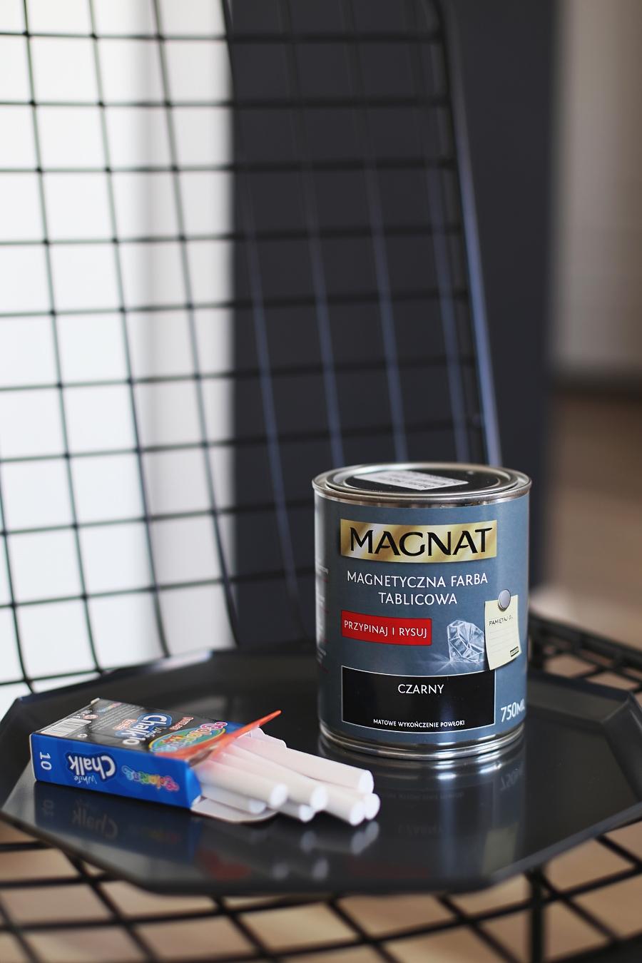 Farba magnetyczna tablicowa Magnat