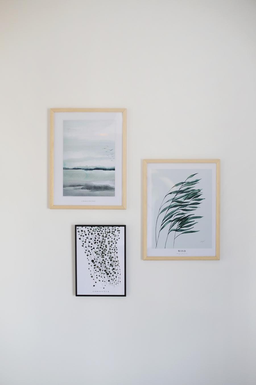 sypialnia - obrazy Margo Hupert