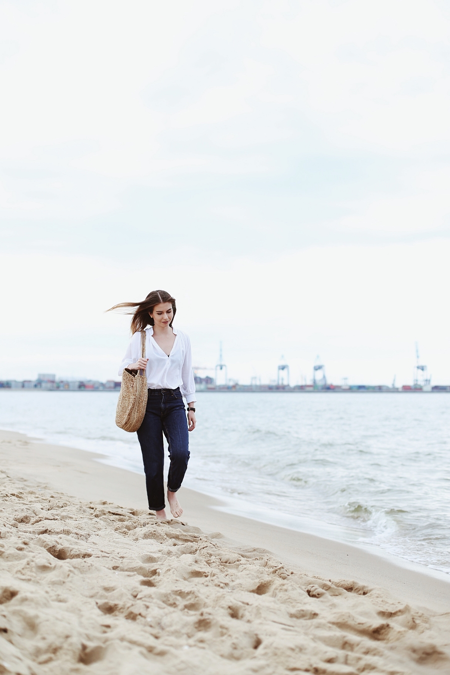 Stogi - sesja nad morzem Gdańsk