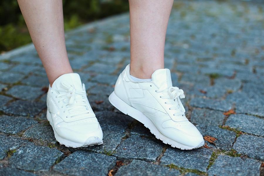 Reebok buty sportowe białe