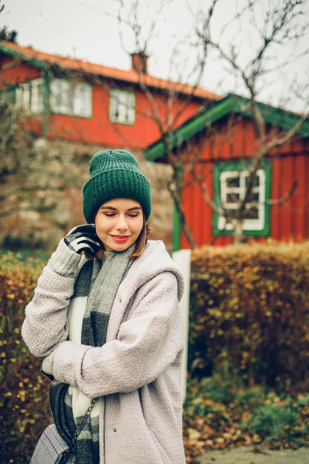 skandynawski look moodo szwedzka wyspa