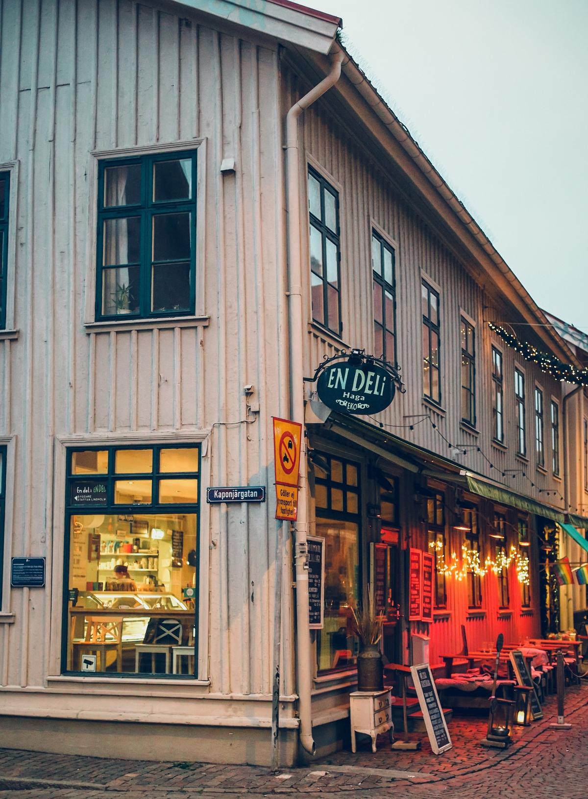 sesja Göteborg Haga