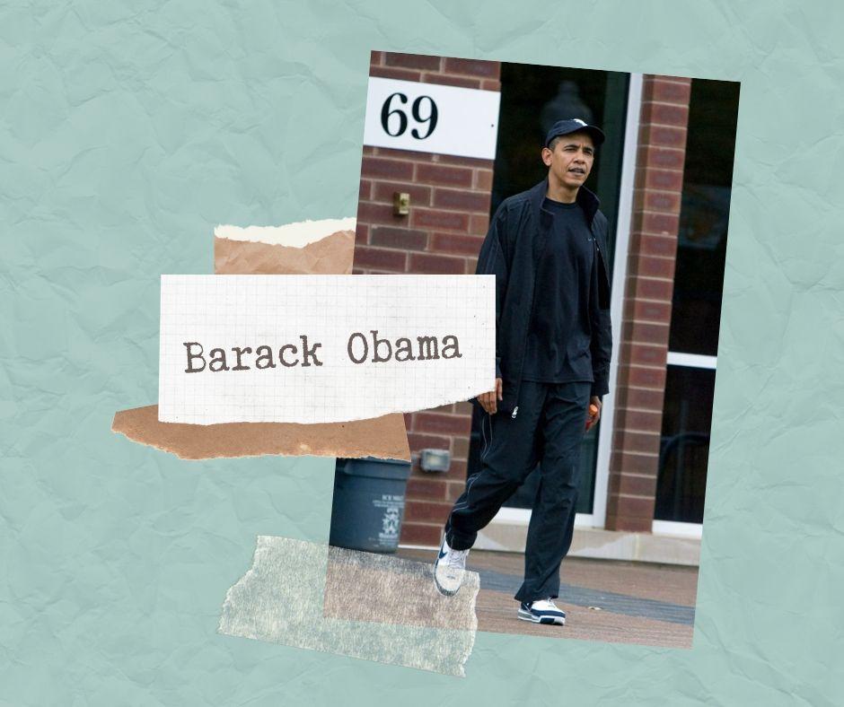 Barack Obama dres