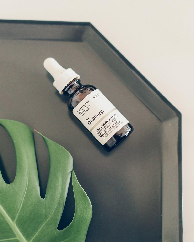 kosmetyki do pielęgnacji Caffeine Solution 5 EGCGSerum pod oczy