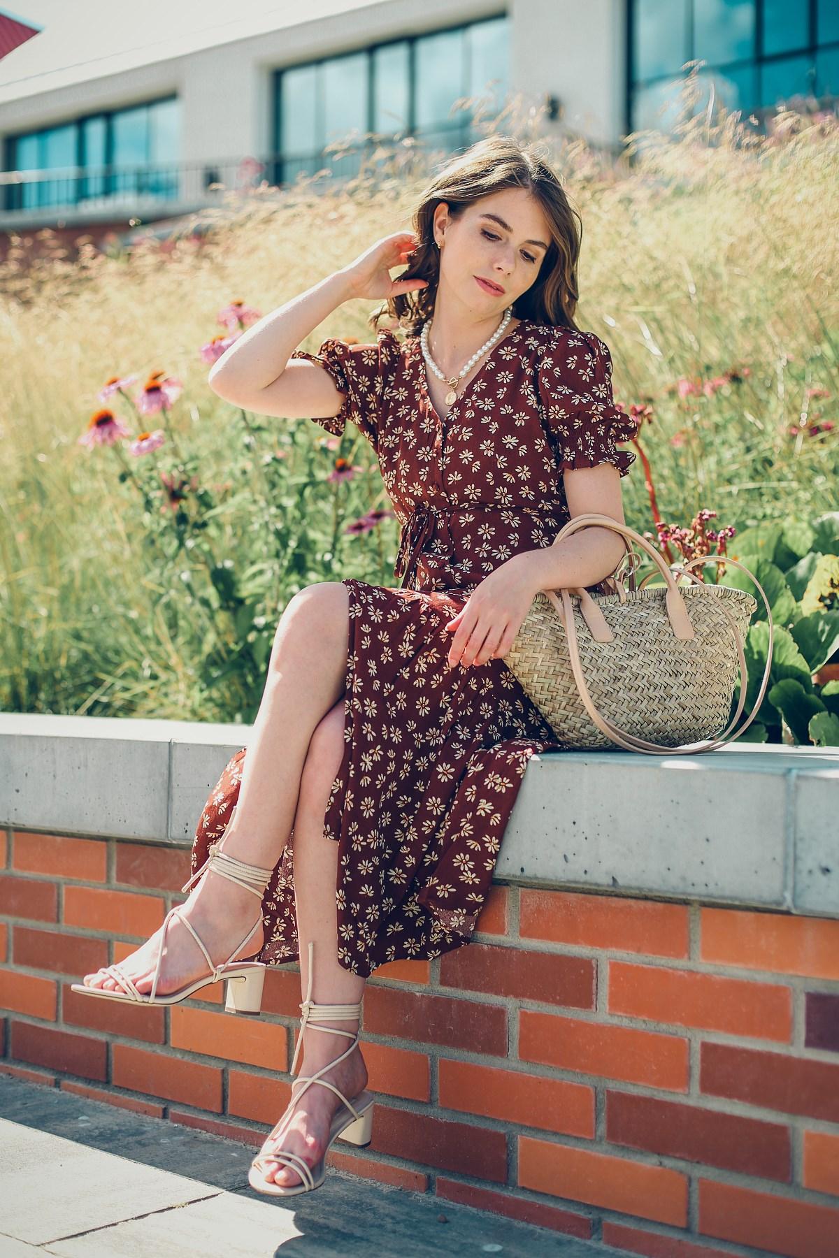 letnie sukienki bufki Forum Gdańsk