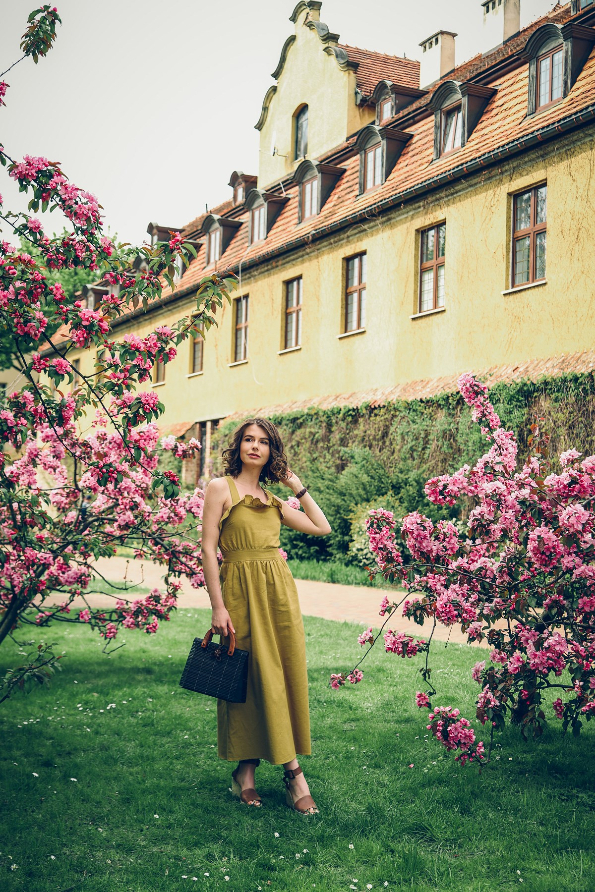 sesja blog modowy park oliwski gdansk