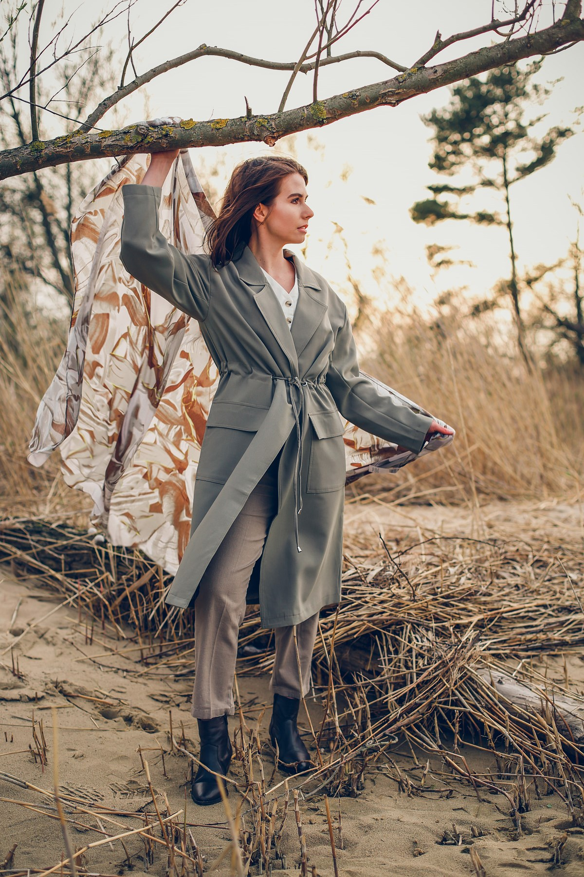 greenpoint lookbook styl safari