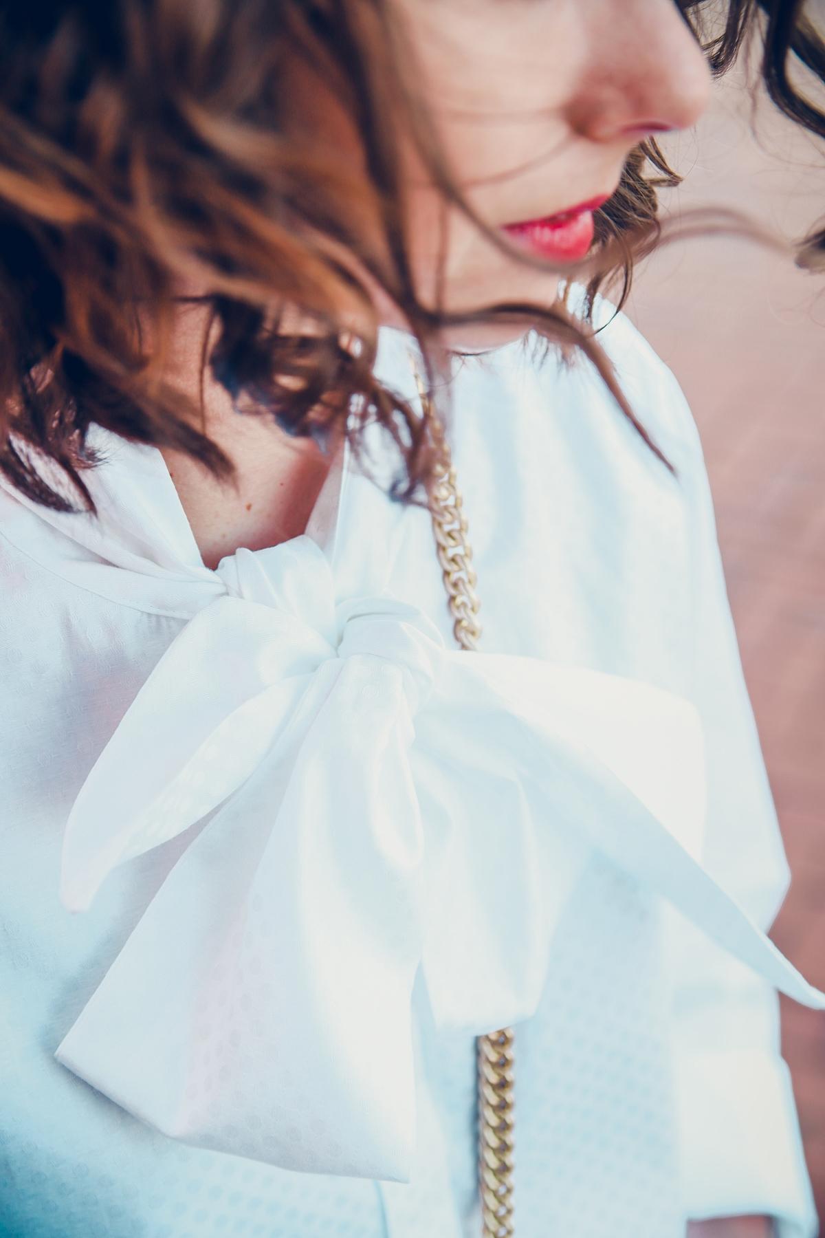 elegancka biala koszula dobra jakosc