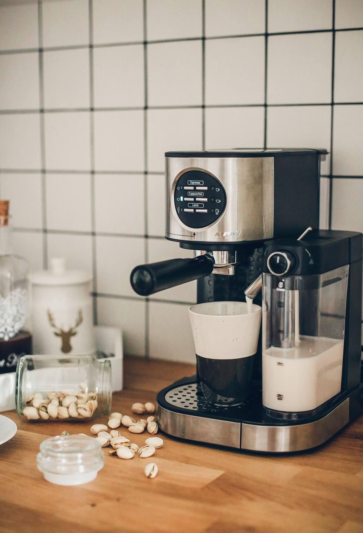 ekspres mpm przepis na świąteczną kawę