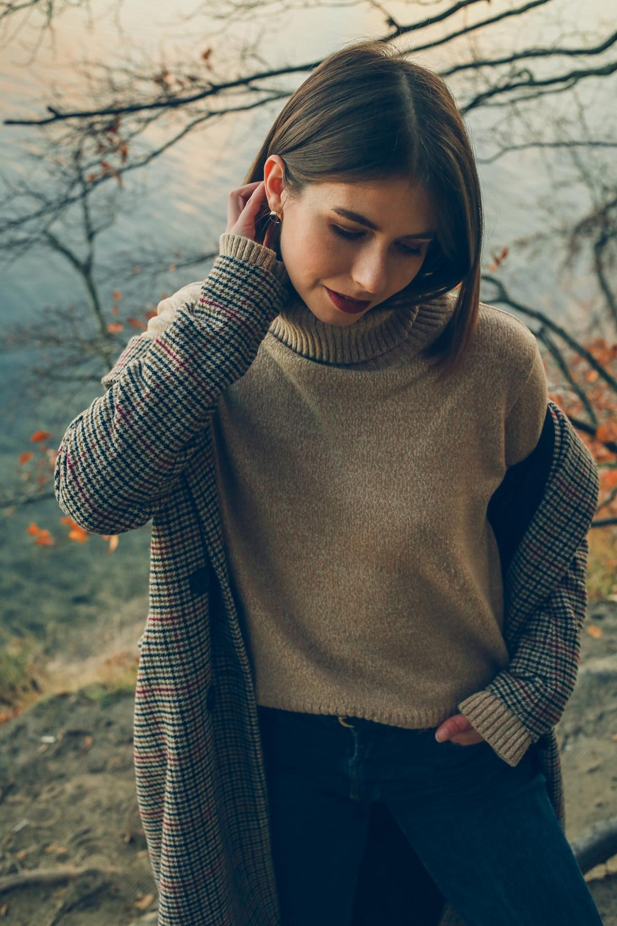 klif orłowski jesienny look ootd