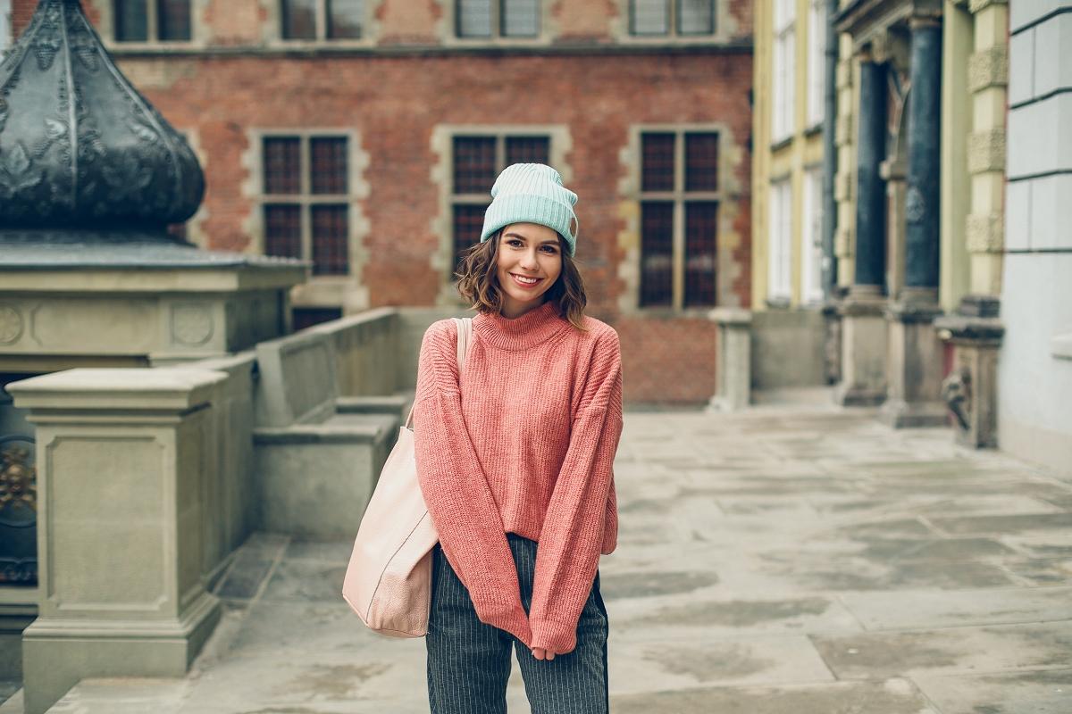 pastele sesja gdańsk answear plaszcz welniany sweter (24)
