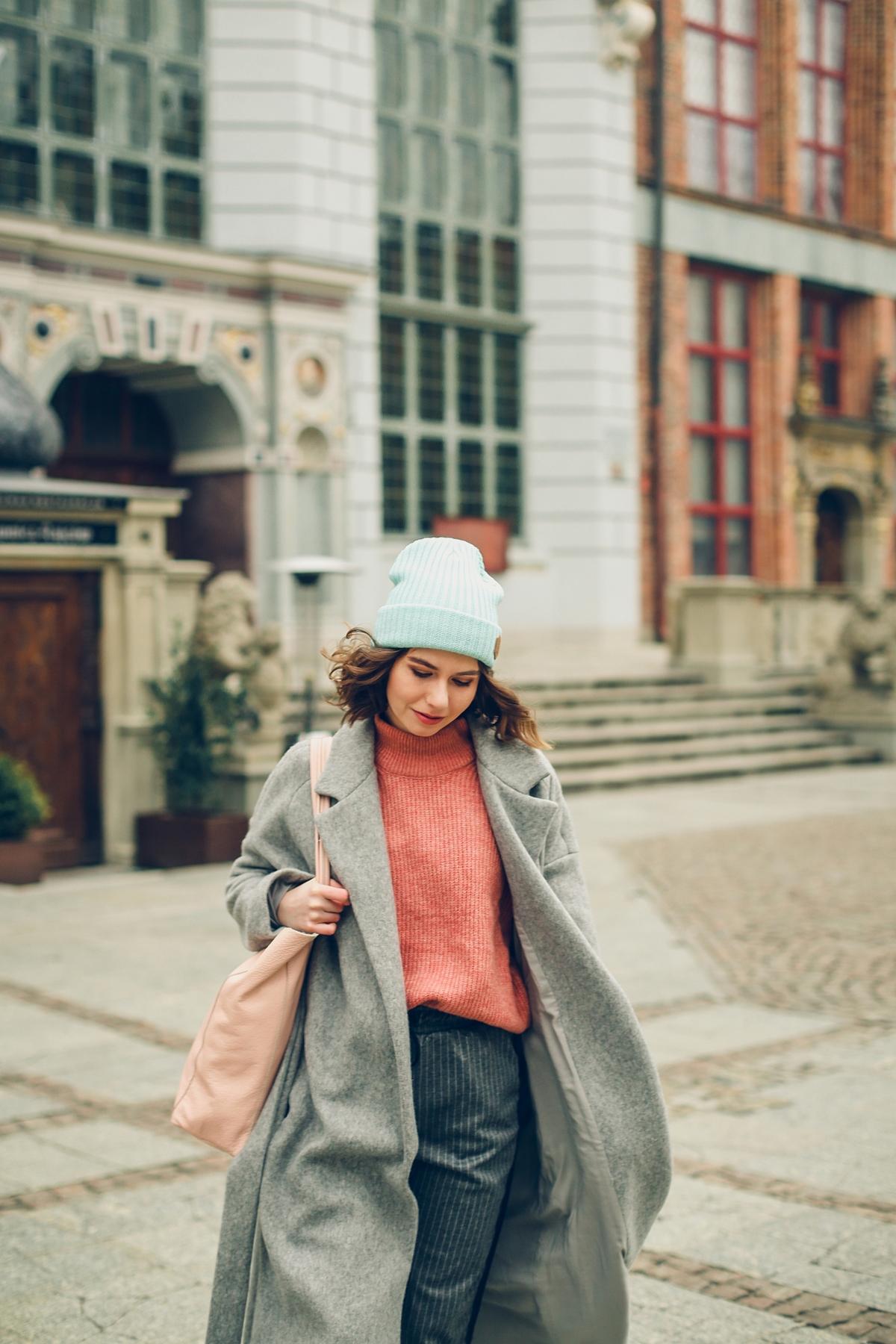 pastele na sportowo stylizacja gdansk blog modowy